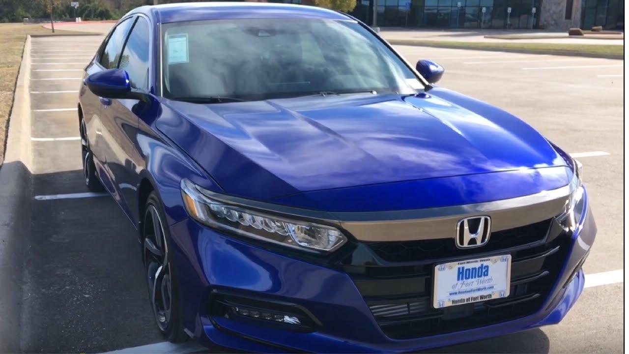 Honda Accord  Sports Car