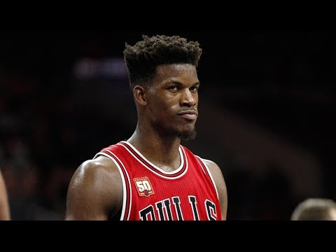 Jimmy Butler Mix 2017 - All The Smoke ᴴᴰ