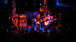 Things To Say To Friendly Policemen - Future Of The Left at Thekla Bristol 15th Nov 2013