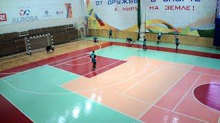 Чемпионат РСЯ по мини футболу Ленский СВФУ