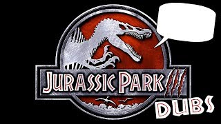 If Dinosaurs in Jurassic Park 3 Could Talk - NO STATIC & FULL SCREEN