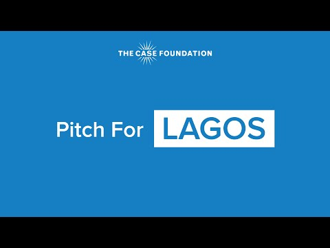 Pitch for Lagos - Introduction