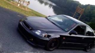 honda Civic Coupe Tribute