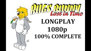 Bugs Bunny: Lost in Time - Longplay - 100% Complete (No Commentary)