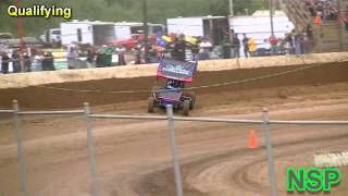 9-4-2013 World of Outlaws Qualifying Cottage Grove Speedway