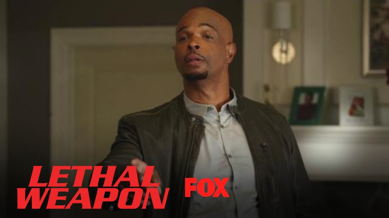 Riana & RJ Wonder Why Roger Is Sleeping On The Couch | Season 2 Ep. 16 | LETHAL WEAPON