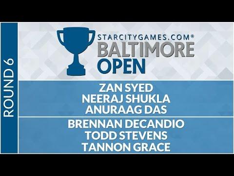 SCGBALT - Round 6 - Syed-Shukla-Das vs Decandio-Stevens-Grace