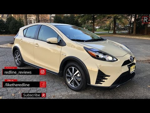 "2018 Toyota Prius C – Does ""C"" Stand For Cheap or City?"