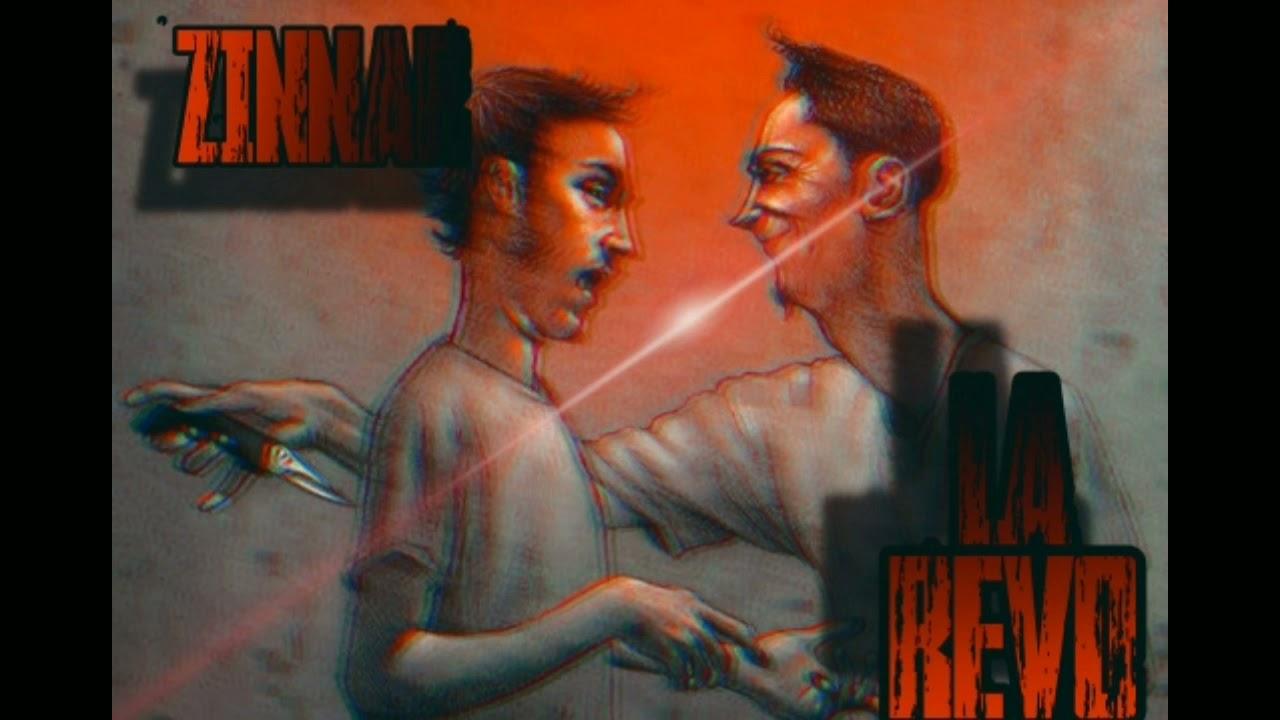 1-.DE TI - ZINNAR (ALBUM LA REVO )  versión completa.