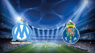 PES 2014 - Ligue des Champions 3ème journée : Marseille vs FC Porto