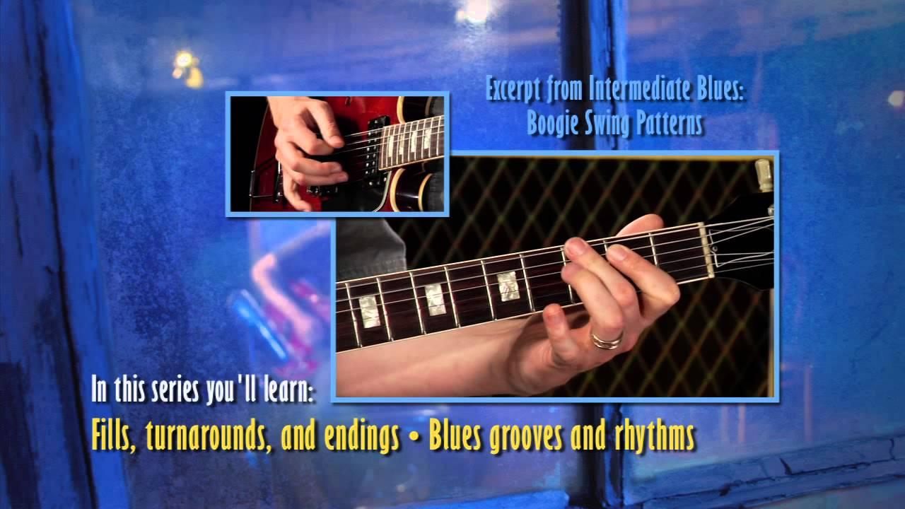 - Riker Wayne Mastering Blues guitar Méthode complète de guitare électri..