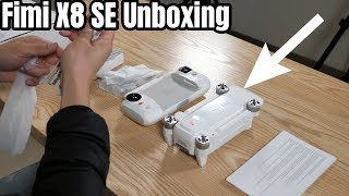 Xiaomi Fimi X8 SE Unboxing: The Real Successor of Mi Drone 4K