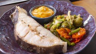 Самая сливочная рыба Палтус и как приготовить замороженные овощи вкуснее