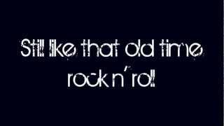 Glee - Old Time Rock & Roll / Danger Zone (Lyrics) HD