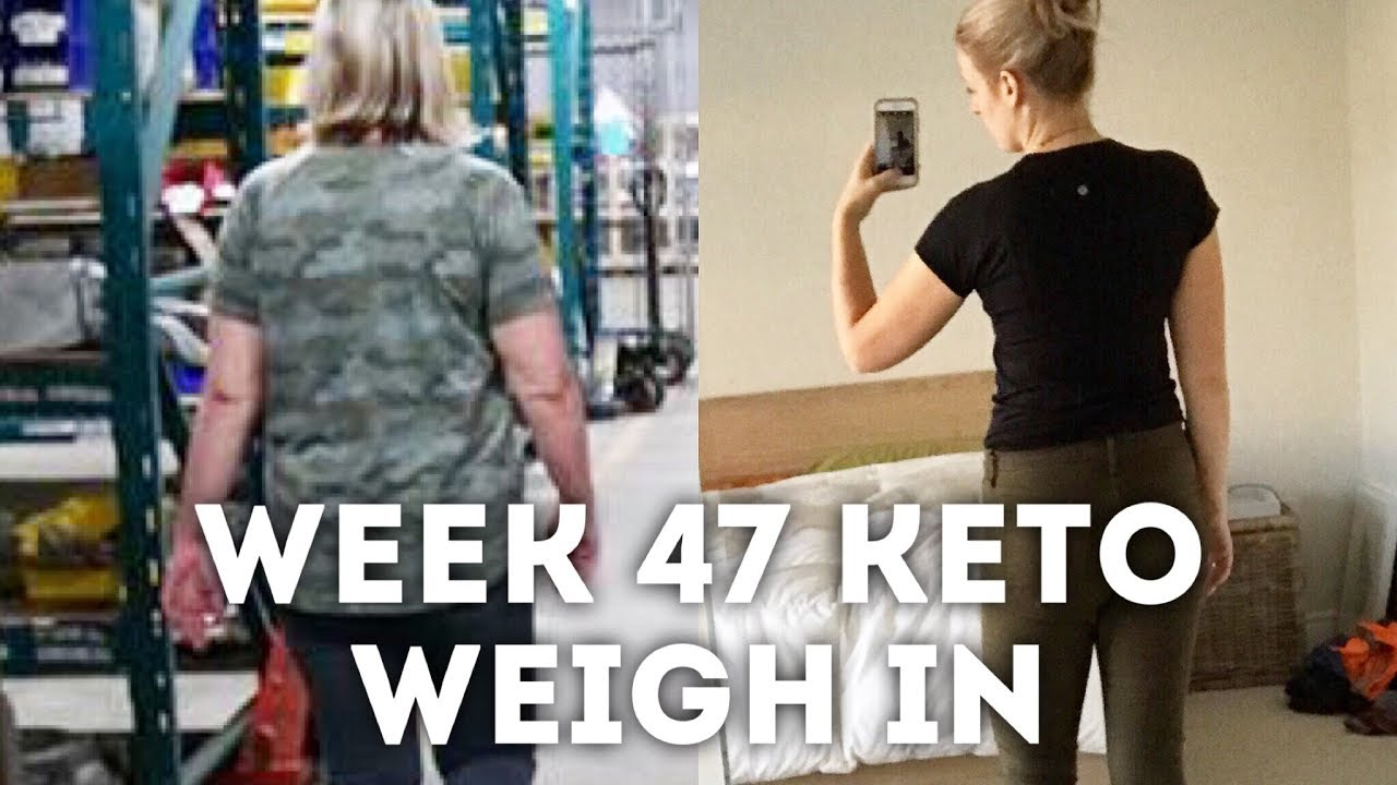 Keto Diet Weight Loss Results - 47 weeks on Ketogenic Diet ...