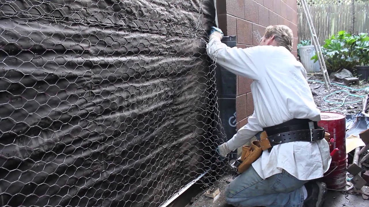 waterproofing cmu walls against moisture youtube