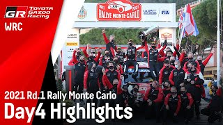 TGR MC21 HIGHLIGHTS DAY4