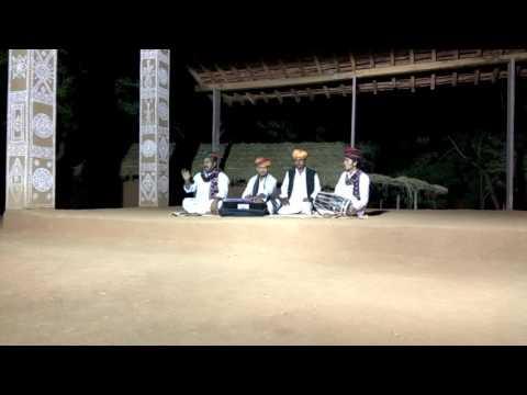Beautiful India - Udaipur - Folk Song -  Shilpgram