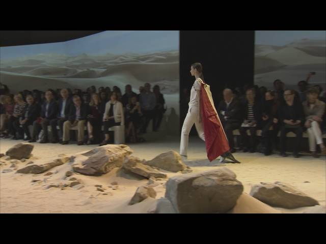 Moncler Gamme Rouge Spring-Summer 2017 Show