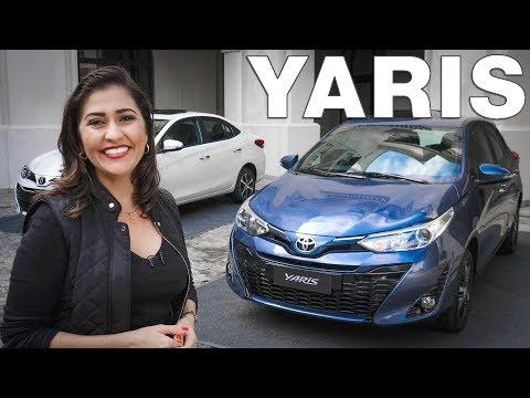 Toyota Yaris 2019 1.5 CVT XLS   Hatch e Sedan