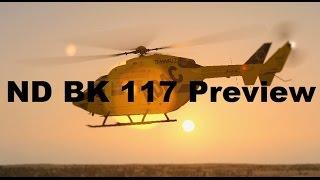 Nemeth Designs BK 117 Preview