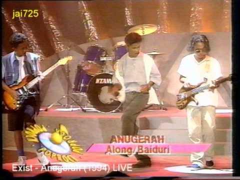 Exist - Anugerah (1994) LIVE
