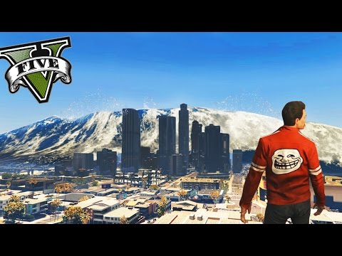 GTA V Online - SE ACERCA UN TSUNAMI!! MISTERIOS BAJO EL MAR!! (1/3) - NexxuzHD