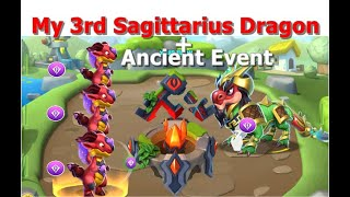 My 3rd Sagittarius Dragon and Ancient Event   Dragon Dice Event   DML