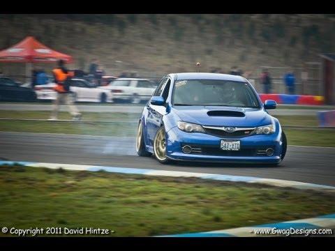 Subaru Impreza Wrx Sti Drifting Youtube