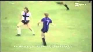 Pisa - Parma 2-0 - Serie B 1979-80 - 31a giornata