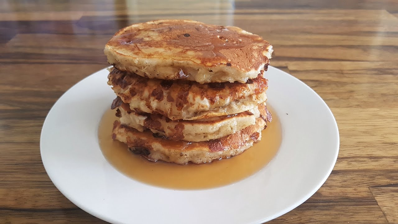 Cottage Cheese Pancakes Recipe | High Protein Pancakes