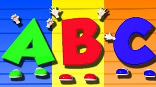 ABC Lagu Bhs Inggris 3D Pendidikan Video 3D Educational Video For Kids ABC Song In English