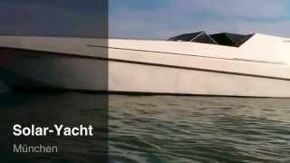 Solar Yacht МОЯ МАТЕРИАЛИЗОВАННАЯ МЕЧТА(Автоперевод с немецкого. Тогда крупнейшая в мире солнечная лодка была в годы 1991/92 Карл-Хайнц Mirwald и пол Сприн..., 2014-11-23T18:14:38.000Z)