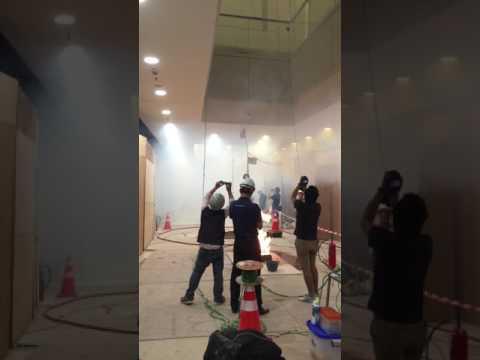 bosch fire alarm | bosch fpa-5000 | Hot Smoke Testing