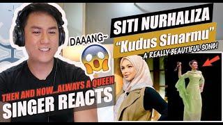 Download Kudus Sinarmu - Konsert Mega Siti Nurhaliza   SINGER REACTION
