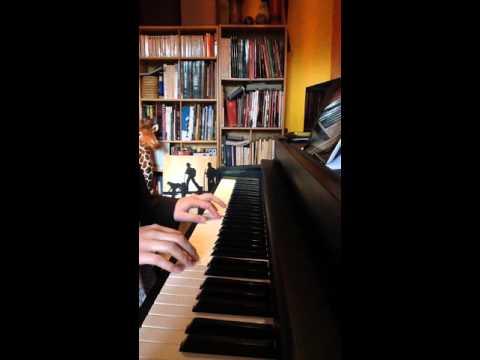 Agnes Obel-Chord Left Piano cover