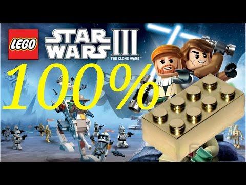 LEGO Star Wars III: The Clone Wars - Separatist Assault Missions 9-16 (Gold Bricks)