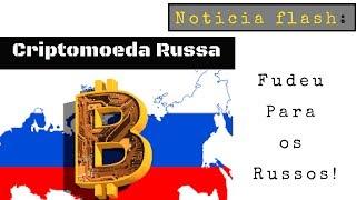 ⚠️ Moeda Virtual Russa / Bomba para os Russos !!