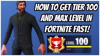 COMMENT À LEVEL UP SEASON 3 BATTLE PASS FAST à FORTNITE BATTLE ROYALE! UNLIMITED XP à FORTNITE!