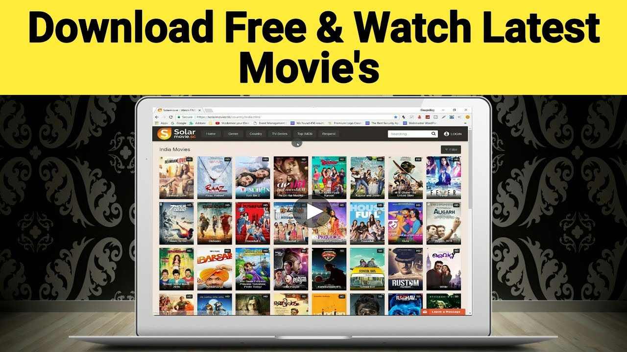 How To Download Free Full Hd Movies Bollywood Movies 2018 Full