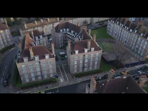 South London Drone Flying