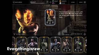 Video HOW TO CALCULATE FOR CHARACTERS AND EQUIPMENT CODE FOR MORTAL KOMBAT X RUNNING iOS VERSION download MP3, 3GP, MP4, WEBM, AVI, FLV Juli 2018