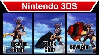 Nintendo 3DS - Kid Icarus: Uprising Multiplayer Demo thumbnail