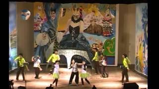 Kholo Kholo By Dance Club Bits Pilani, Oasis 2008 Inaug