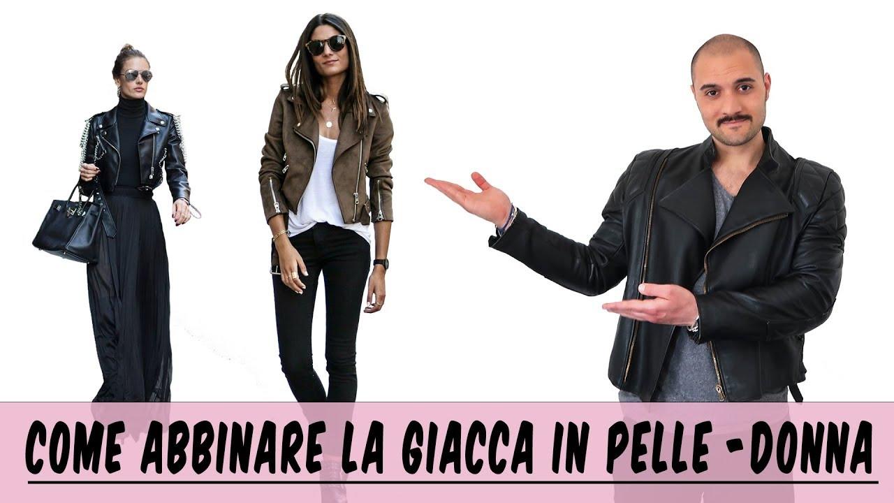 Come Andrea Donna pelle la giacca Stile Cimatti in Che abbinare vw7rqFRv 043a1802769