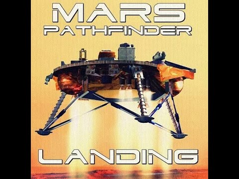 Mars Pathfinder  -  Landing  (Instrumental Audio Track)
