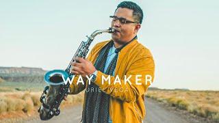 WAY MAKER | Instrumental SAX | Uriel Vega