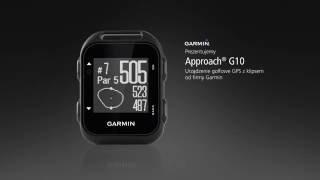 Video: Garmin Golf Approach® G10 Urządzenie GPS