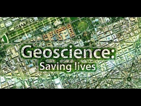 Geoscience: Saving Lives