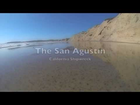 The San Agustin - California Shipwreck - TRAILER